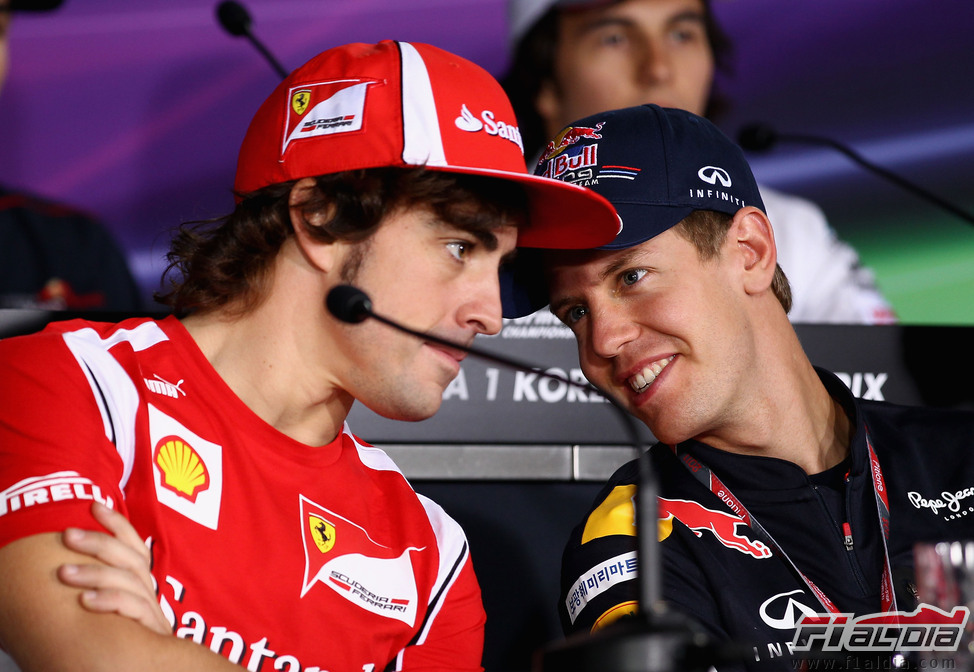 "Fernando Alonso: ""Vamos a ser competitivos en esta carrera"""