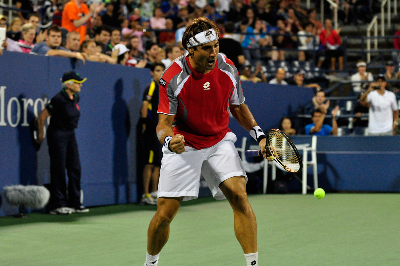 US Open: revancha con nocturnidad de David
