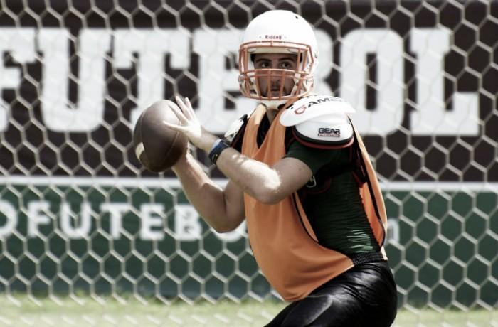 Fluminense busca jogadores para novo time de futebol americano; seleção será neste sábado