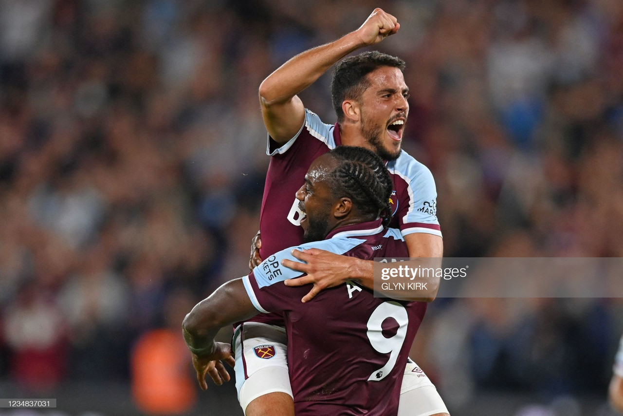 West Ham United 4-1 Leicester City: Happy Hammers thrash Foxes