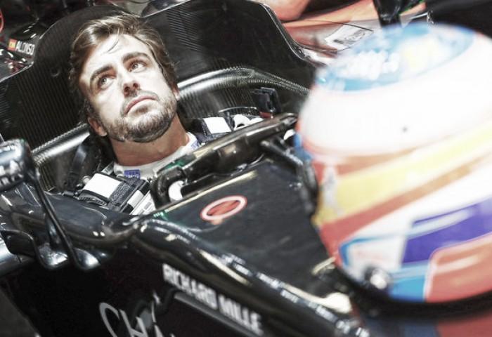 """Fernando Alonso: """"Iremos improvisando mañana"""""""