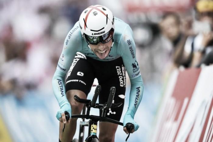 L'Astana conferma: Fabio Aru sarà al via della Vuelta come capitano