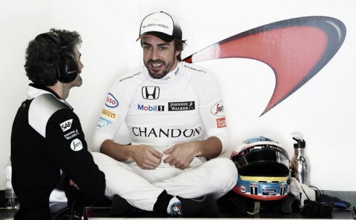 """Fernando Alonso: """"Esperábamos ser un poco más competitivos"""""""