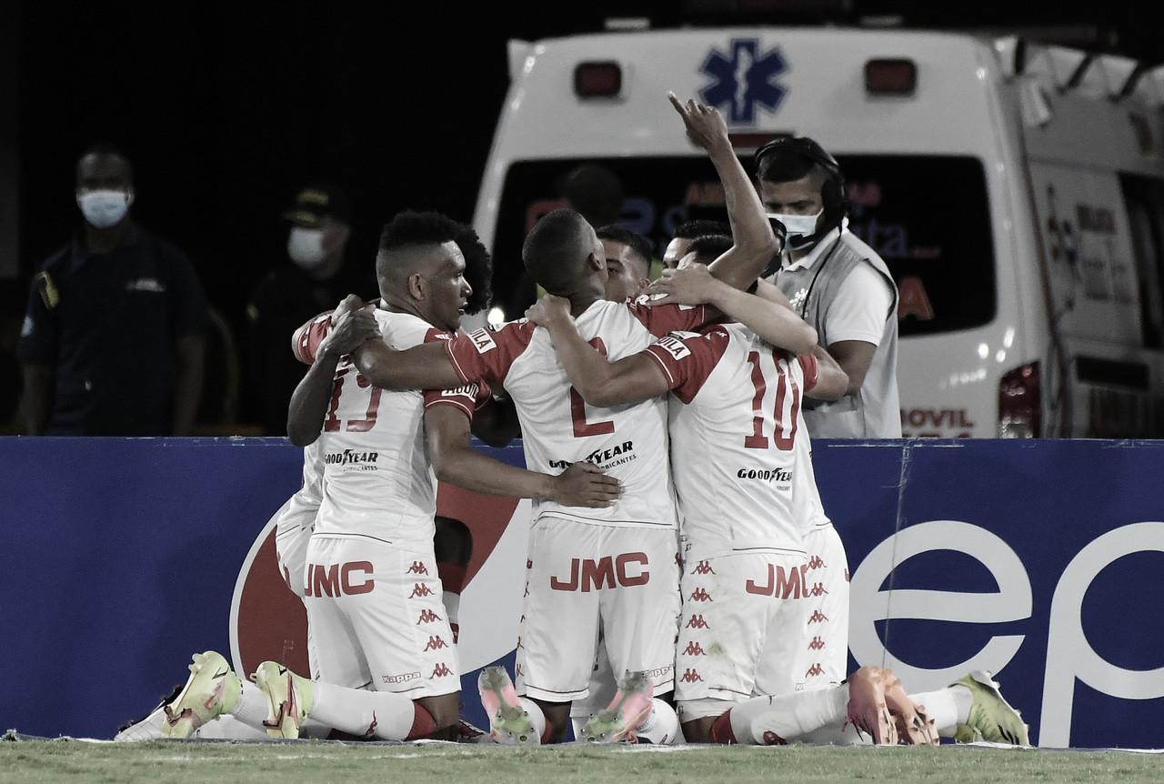 Puntuaciones de Independiente Santa Fe tras ganar en Cali