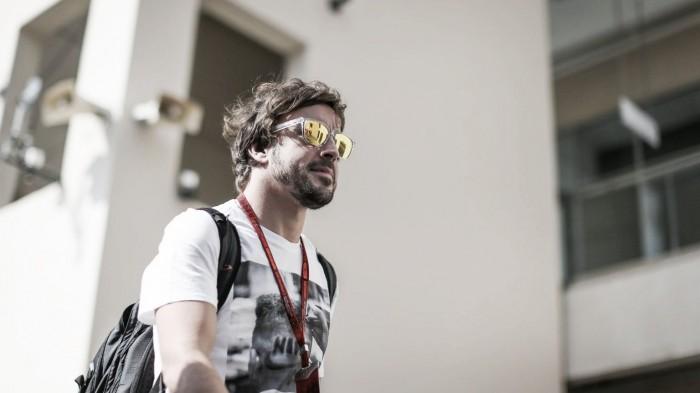 """Fernando Alonso: """"El objetivo es vencer a Toro Rosso"""""""