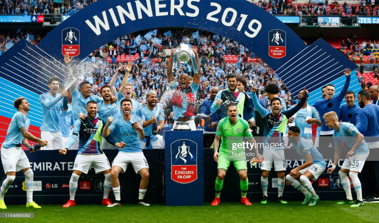The Warm Down: Spectacular City stroll to treble glory