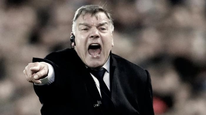 "Allardyce: ""No me pareció penalti"""