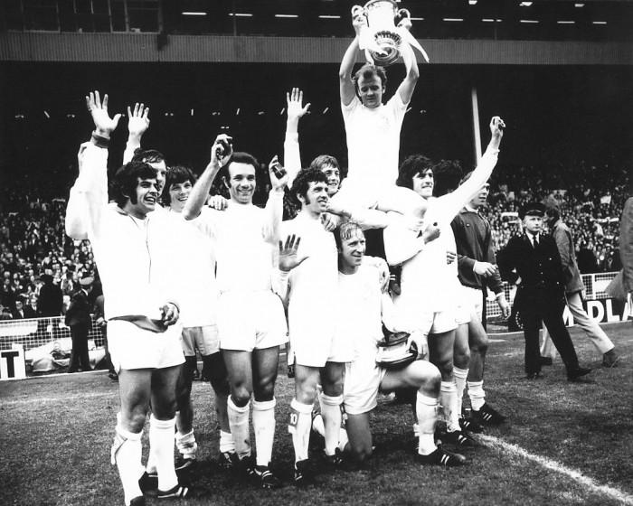 El Leeds United hizo historia en 1972