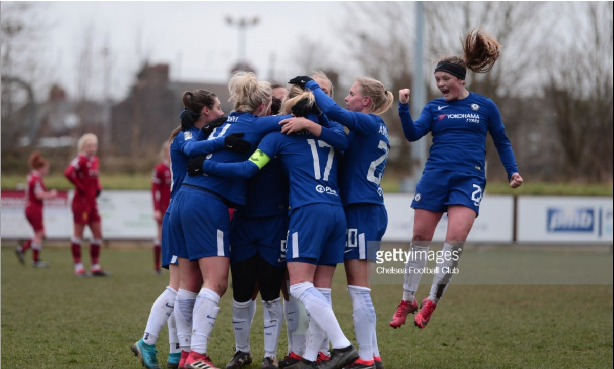 SSE Women's FA Cup - Sixth Round: Manchester City, Arsenal and Everton join Chelsea in semi-finals