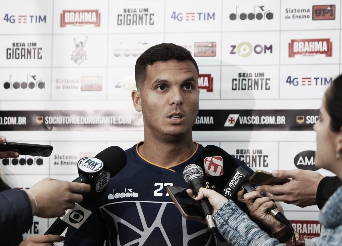 """Ramon analisa sequência ruim do Vasco: """"Falta um pouco de maturidade"""""""