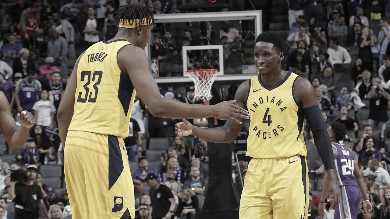 Victor Oladipo, escolta de Indiana Pacers, duda para Orlando