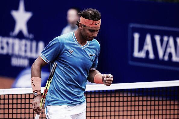 Hendecampeão, Nadal vence Struff e está na semifinal do ATP 500 de Barcelona