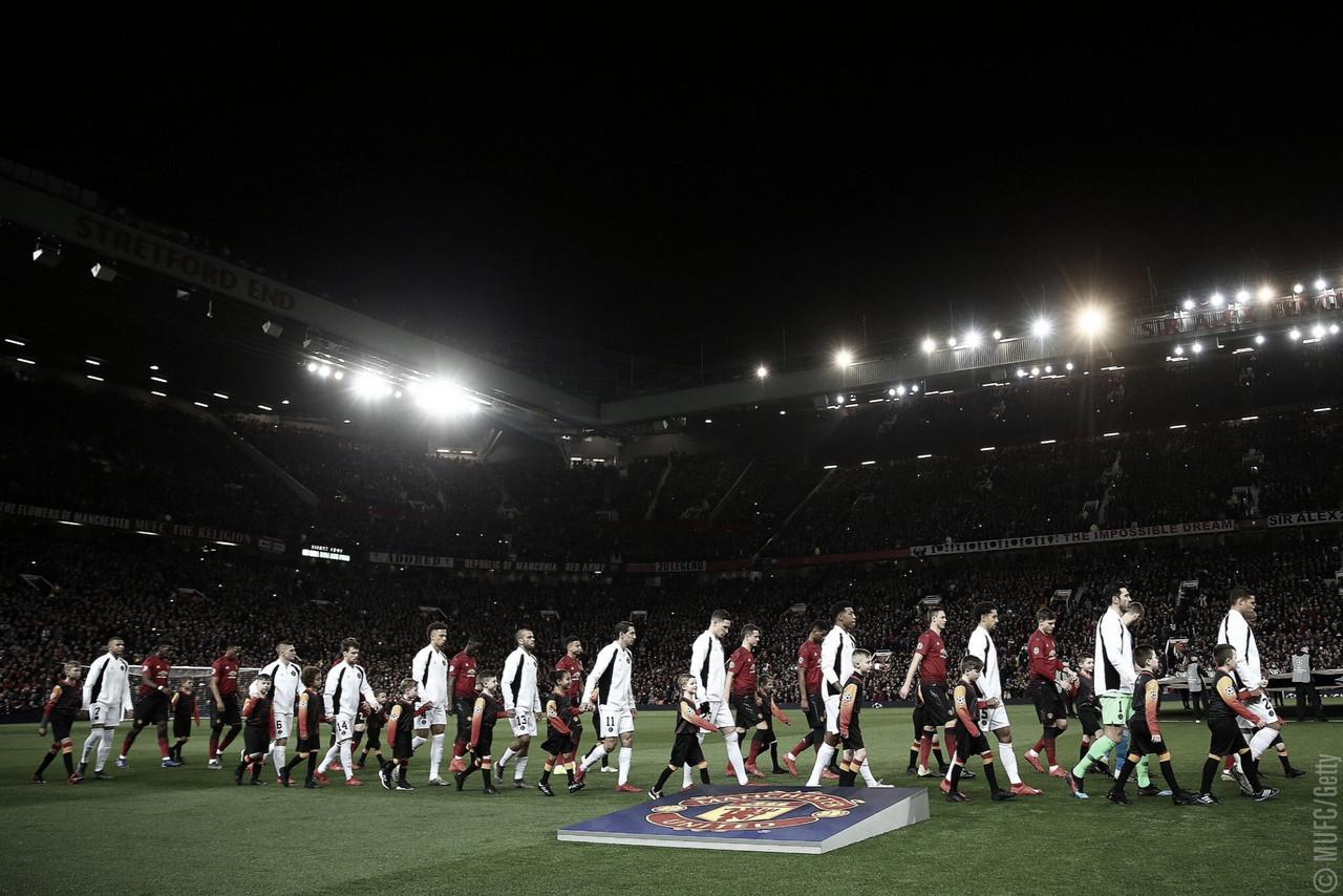 Manchester United e Barcelona se encontram pelas quartas de final da UCL
