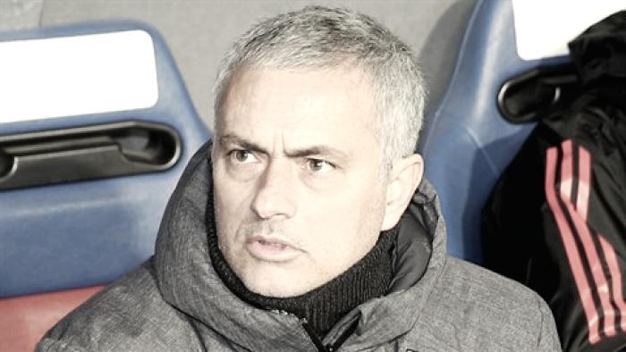 """Mourinho: """"No puedo culpar a los jugadores"""""""