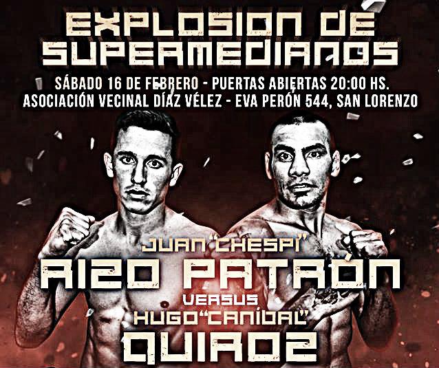 Boxeo: La agenda de las veladas del día de hoy