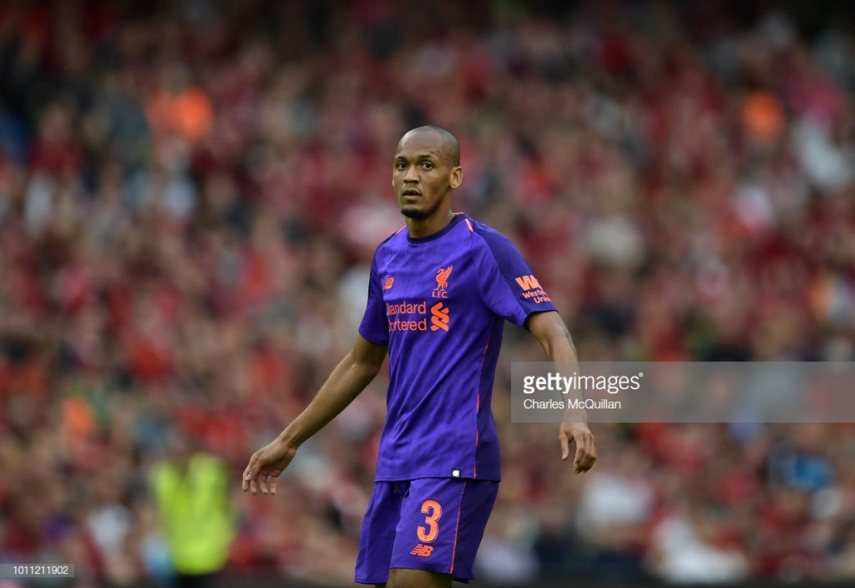 Liverpool reveal squad numbers for the 2018/19 Premier League season
