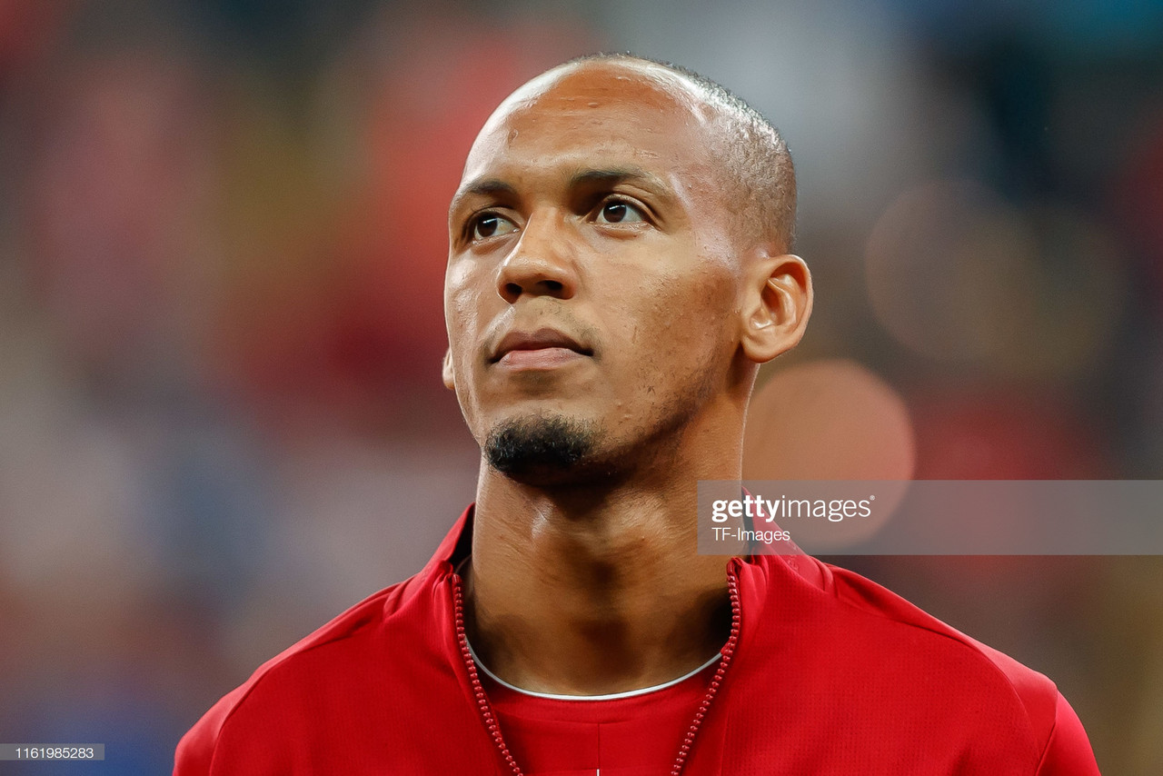 Fabinho: We need to improve even more