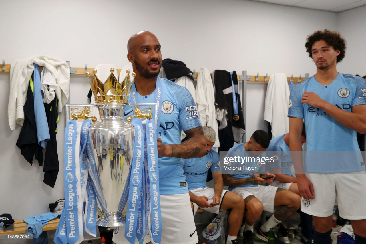 Everton looking to wrap up cut-price move for Manchester City's Fabian Delph