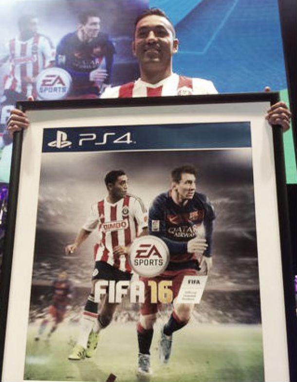 Marco Fabián estará en la portada de \'FIFA 16\' | VAVEL.com