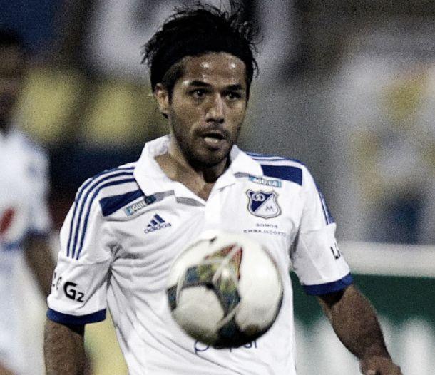 Millonarios, Liga Águila 2015-I: Fabián Vargas