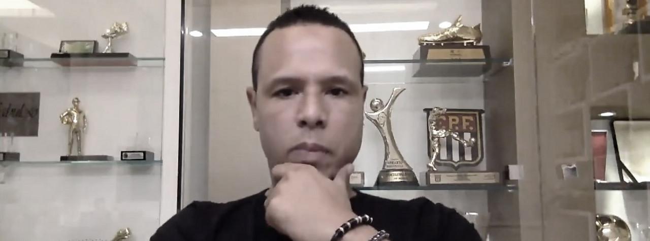 Luis Fabiano revela acordo com Casares para jogo de despedida no São Paulo