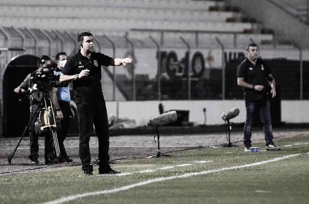 Fabinho Moreno cobra reflexão após mais uma derrota da Ponte Preta