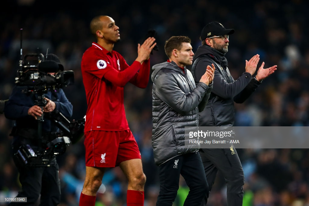 Test of character for Liverpool as title race takes another turn