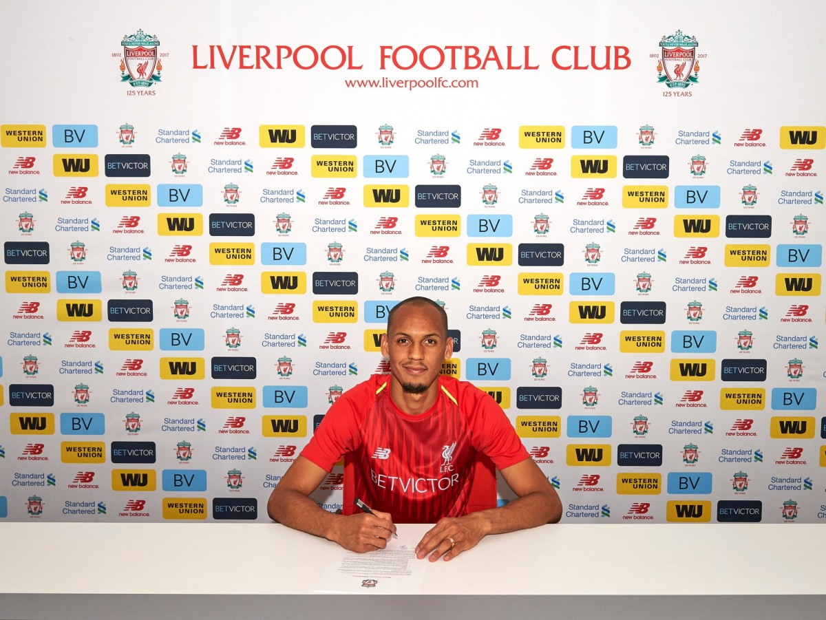 Profiling Fabinho, Liverpool's latest addition