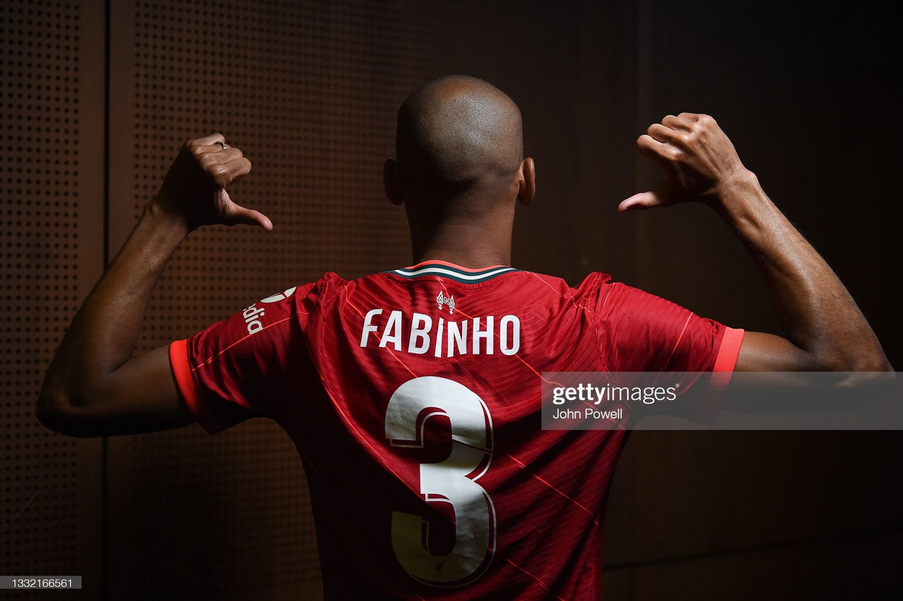 Fabinho pens new five-year deal with Liverpool FC