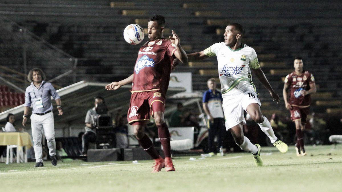Historial Deportes Tolima Vs Atlético Bucaramanga: las estadísticas favorecen a los 'pijaos'