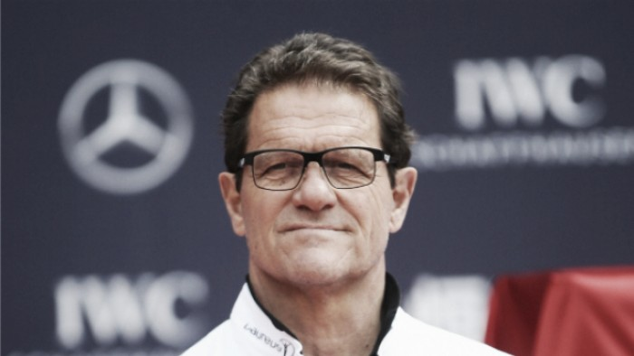 Capello, ombre Real: