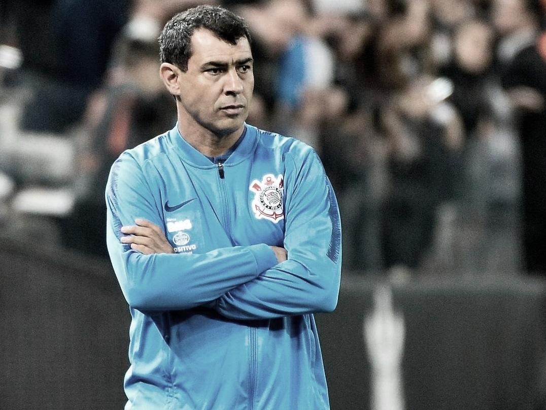 Após vencer o São Paulo, Carille diz que seu time está crescendo no 'DNA Corinthians'