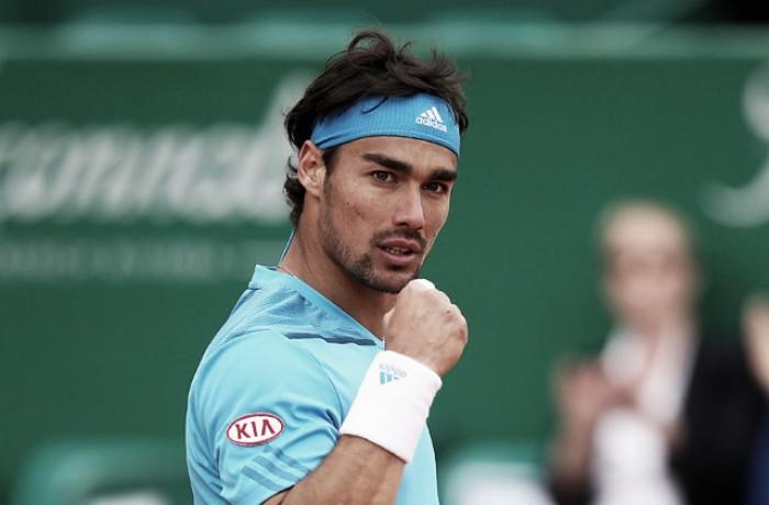 ATP Madrid: buon esordio per Fognini, battuto Tomic