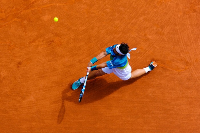 ATP Barcellona - Fognini alla corte di Nadal