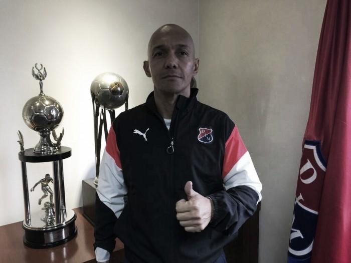 Fabio Martínez nuevo D.T del DIM