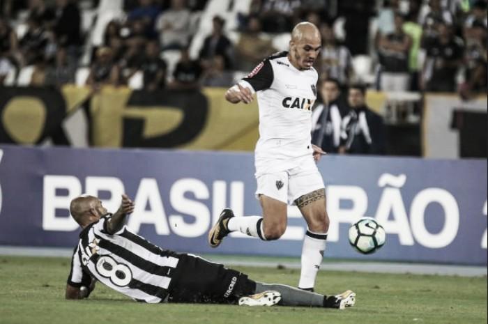 Botafogo x Atlético-MG - Embalado, Fogão mira recuperação contra Galo