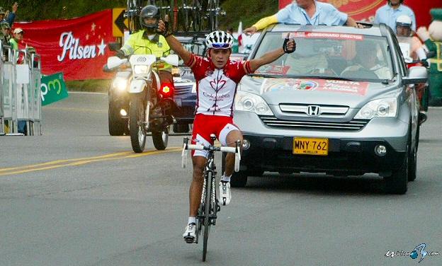 Inició la Vuelta a Colombia 2012