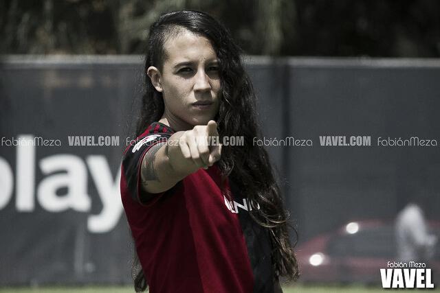 Fabiola Ibarra, única campeona de goleo en la historia del Atlas