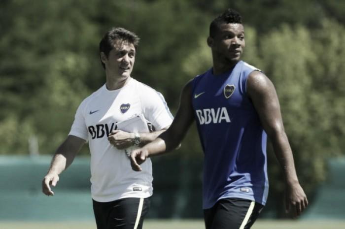 Frank Fabra y Pablo Pérez preocupan a Guillermo