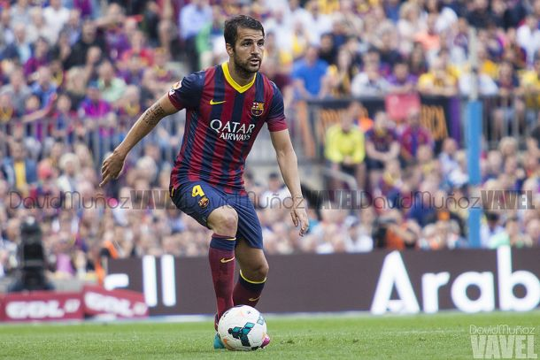 FC Barcelona 2013/14: Cesc Fàbregas