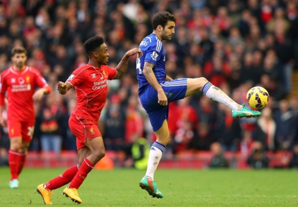 "Mourinho: ""Fabregas playing against Liverpool was a risk"""