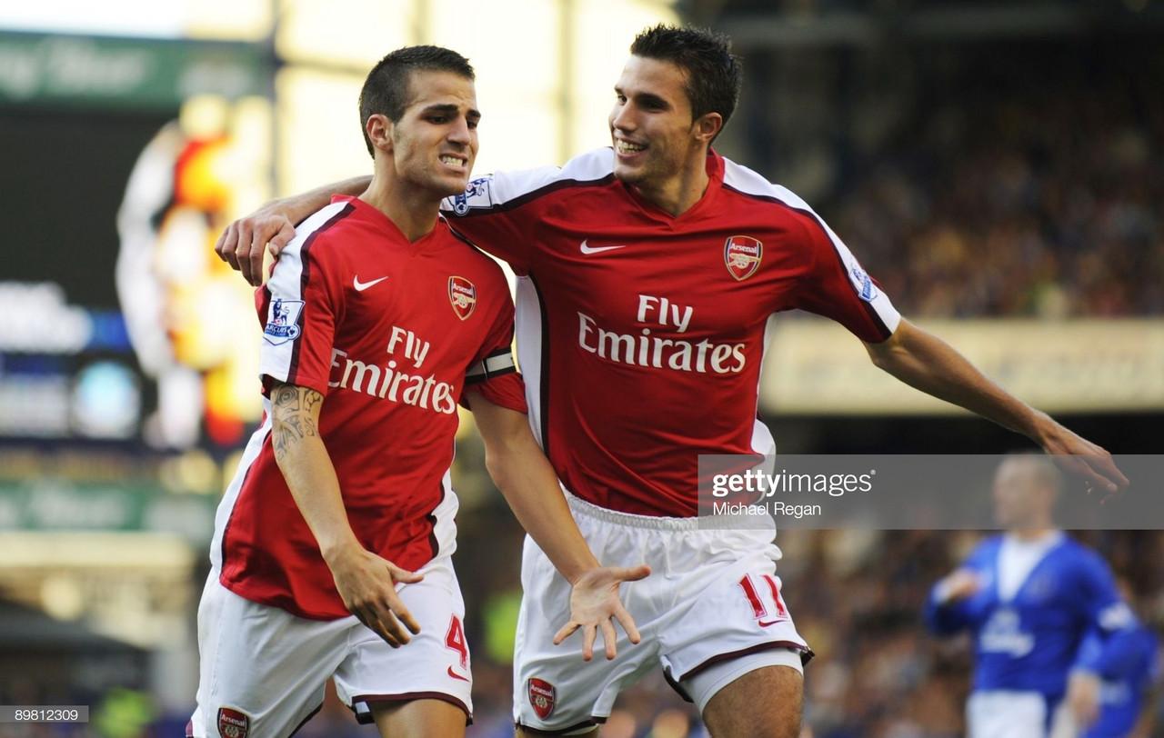 Top five: Classic Arsenal performances at Goodison Park