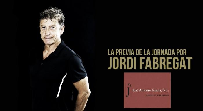 """Jordi Fabregat: """"Conseguir la salvación nos va a costar"""""""