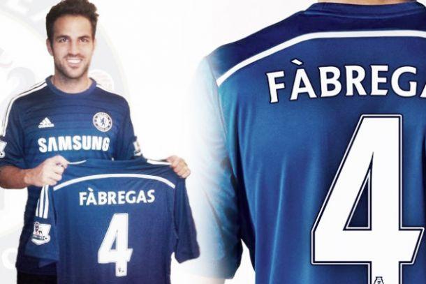 Fàbregas quebra promessa e assina pelos «blues» de Mourinho