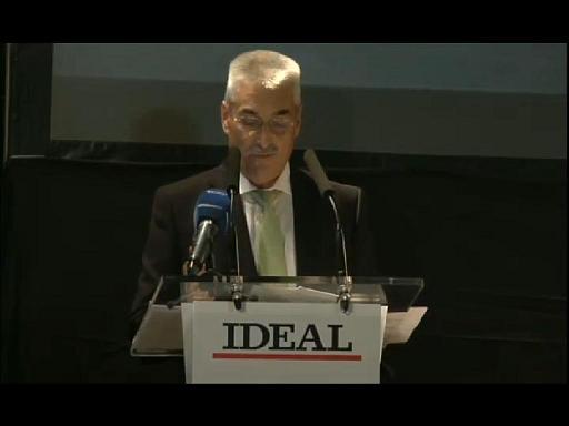 IDEAL premia al exrojiblanco Fabri