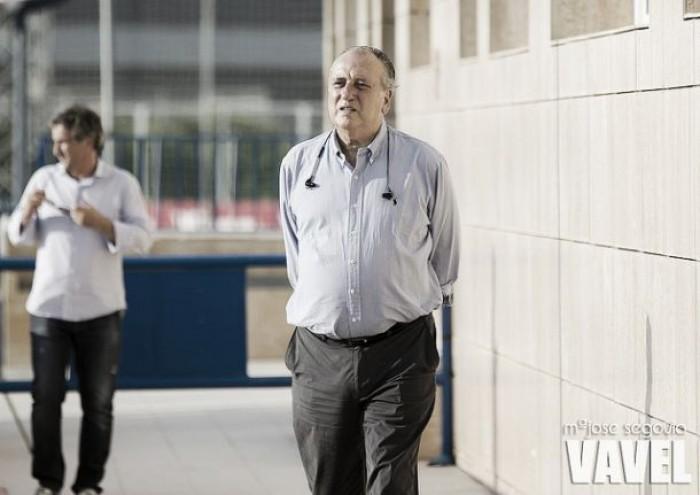 Roig: ''Escribá nos está dejando sensaciones muy buenas''
