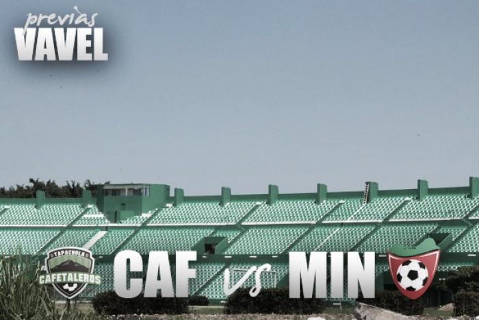 Previa Cafetaleros – Mineros: Por otra victoria consecutiva