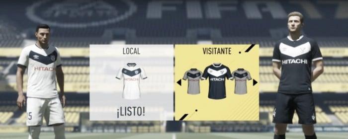 Vélez hasta el FIFA 2019