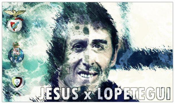 Benfica x FC Porto: «Face off» entre Jorge Jesus e Julen Lopetegui