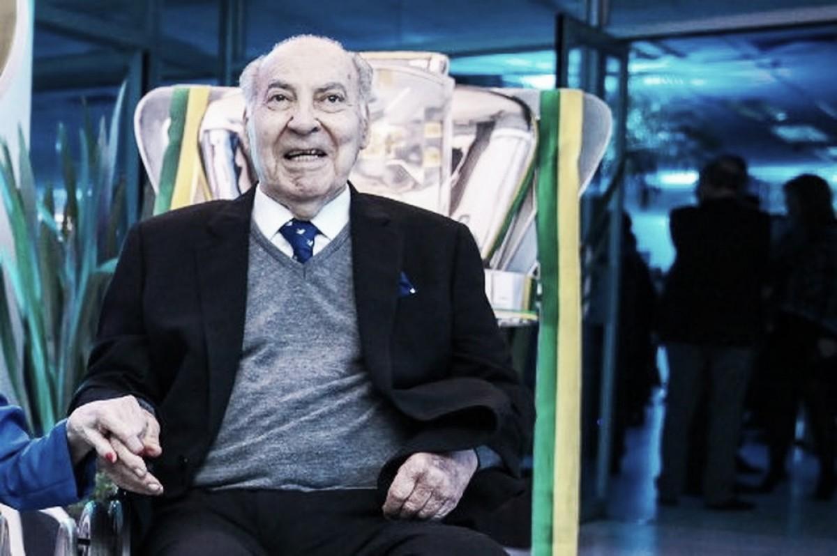 Aos 88 anos morre Oly Fachin, ex-presidente do Grêmio